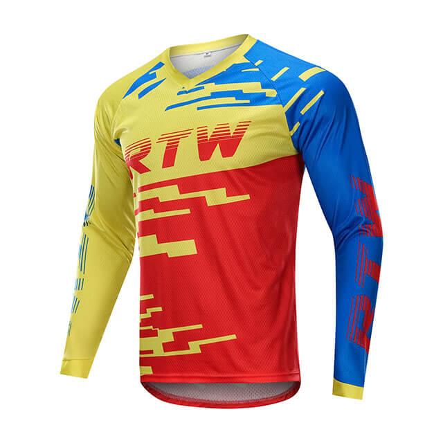 Runtowell MTB jersey